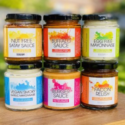 Spring Into Summer Condiments Selection