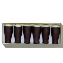 Mini Dark Chocolate Pint Box