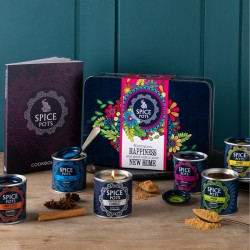 Spice Pots New Home Gift Set