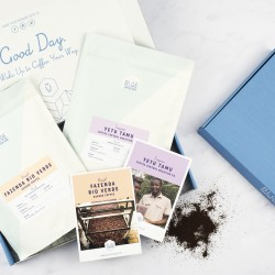 Blue Coffee Subscription Box