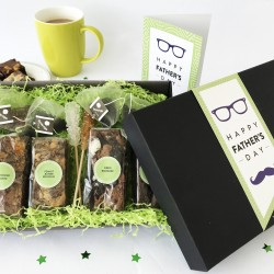 Father's Day - Vegan Afternoon Tea For Four (Gluten & Soya-Free)