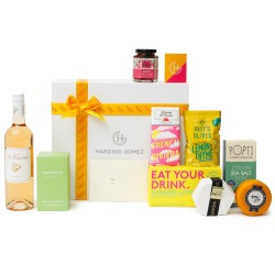 Luxury Sweet & Savoury Bespoke Gift Box Hamper | 'Never-Ending Summer'