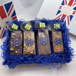 British Luxury Vegan Tea For Four