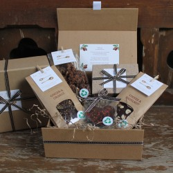 I Love Chocolate Gift Hamper - Vegan Friendly