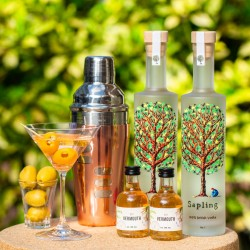Sapling Martini Cocktail Kit