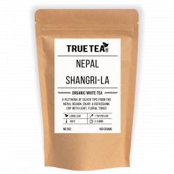 Nepal Shangri-La White Tea Organic (No.202) - Loose White Tea