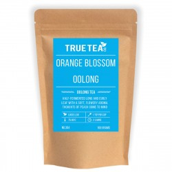 Orange Blossom Oolong Tea (No.304) - Loose Leaf Oolong Tea