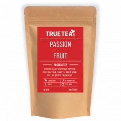 Passion Fruit Rooibos Tea (No.618) - Loose Leaf Red Bush Tea