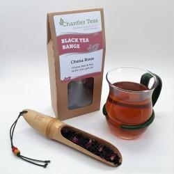 Rose Congou Loose Leaf Black Rose Tea