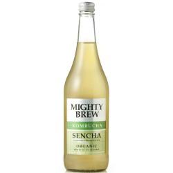 Organic Sencha Kombucha 6 x 750ml