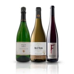 Biodynamic Wine Selection - 3 Bottles