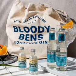 Mini Signature G&T Set with Mallorca Beach Bag