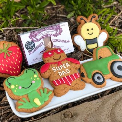Decorated Gingerbread - Especially for Dad Treat Pack