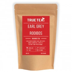 Earl Grey Rooibos Tea (No.615) - Loose Leaf Citrus Red Bush Tea
