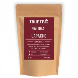 Lapacho Tea (No.801) - Loose Leaf Pau D'Arco Herbal Bark Tea