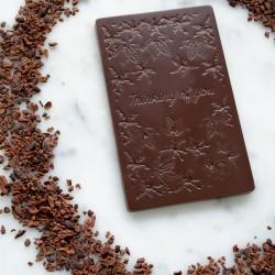'Thinking of You' 75% Solomon Island Vegan Dark Chocolate