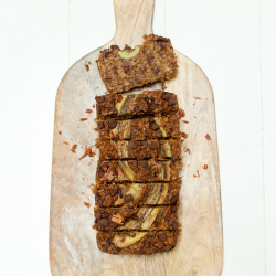 Oaty Wholefood Banana Loaves | Vegan, Gluten & Refined Sugar Free