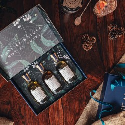 Nc'nean Aged Botanical Spirit Trio Gift Box
