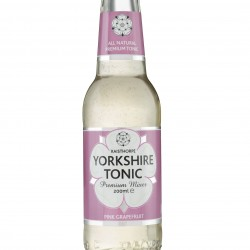 Yorkshire Tonics Pink Grapefruit Pack of 24