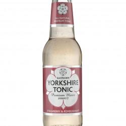 Yorkshire Tonics Strawberry & Pomegranate Pack of 24
