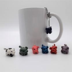 Pig Tea Infuser Mesh ball