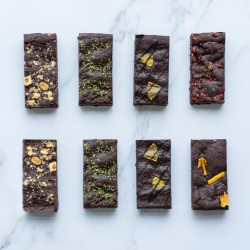 Positive Bakes Brownie Selection Box | Gluten Free and Vegan