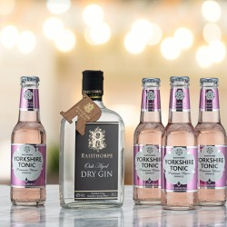 G & T Bundle - Oak Aged Dry Gin and Pink Grapefruit Tonic