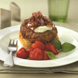 Hand Chopped Prime Beefburger (Set of 2)