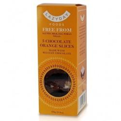 Dark Chocolate Orange Slice | Vegan & Gluten Free (4 packs)