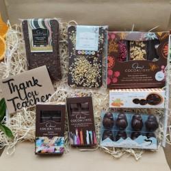 Thank You Teacher Gift Box Dairy Free Vegan