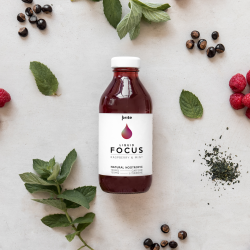 Liquid Focus - Raspberry and Mint Nootropic Drink (Box of 12)