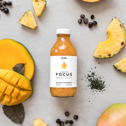 Liquid Focus - Pineapple and Mango Nootropic Drink (Box of 12)