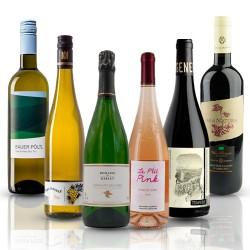 Organic Mixed Case - 6 Bottles