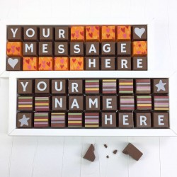 Personalised Any Occasion 27 Chocolate Box (C)