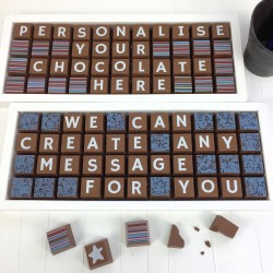 cocoapod personalised all occasion 44 chocolate box
