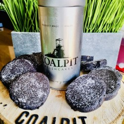 Luxury Anthracite Black Welsh Cakes (320g)