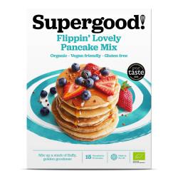 Flippin' Lovely Pancake Mix: Organic, Gluten Free, Dairy Free, Vegan Friendly and Deliciously All-Natural Pancake Mix (Makes 12 Pancakes)