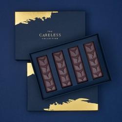 Luxury Chocolate Bars   Milk Chocolate (Box of 4)