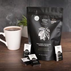 79.3% Dark Chocolate Beads   Hot Chocolate (300g)
