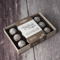 Marc de Champagne Truffles (Box of 12)