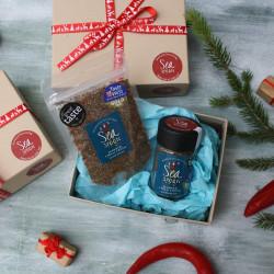 Christmas Seaweed Chilli Crush Gift Box