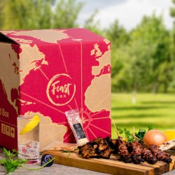 BBQ Recipe Box Kit