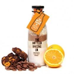 Chocotastic Chocolate Orange Cookies | Bottled Cookie Mix