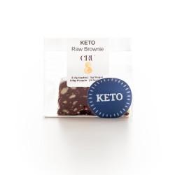 Raw Keto Brownie (Pack of 3)