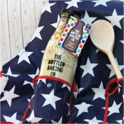 Smart Cookie Mix & Star Apron Gift Set for Kids
