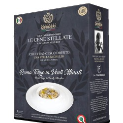 Meal Kit 'Roma Tokyo Blue Cheese, Soy & Wasabi Risotto'