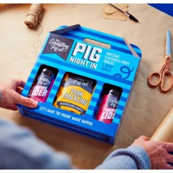 Cider & Marvellous Maple Pork Crackling Gift Set