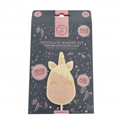 Unicorn Chocolate Lolly Making Kit