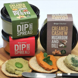 Creamed Cashew - Vegan Dip Sauce Spread | Selection Box (Pack of 3)