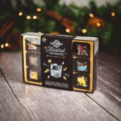 Alcohol Infused Chocolates (Box of 12)